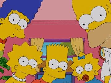 Los Simpson C526 'Fricción en el púlpito'
