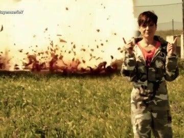 Frame 20.97484 de: El programa más 'explosivo' de 'Muy en serie'
