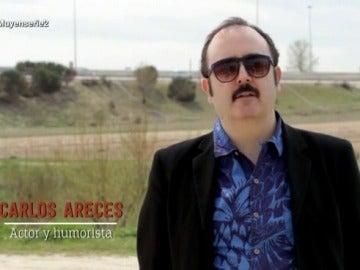 """Frame 3.563564 de: Carlos Areces: """"Jessica Fletcher es mi personaje favorito"""""""