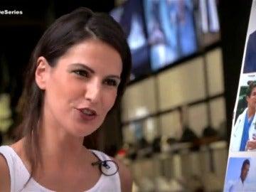 ¿Qué sabe de series de médicos la actriz Noemí Ruiz?