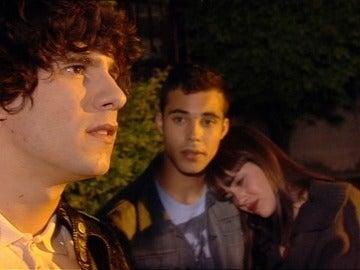 Fer, Román y Teresa