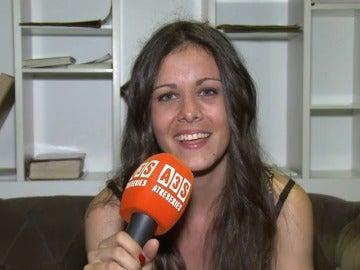"""Frame 36.26425 de: Sandra Blázquez: """"He cambiado sobre todo personalmente"""""""