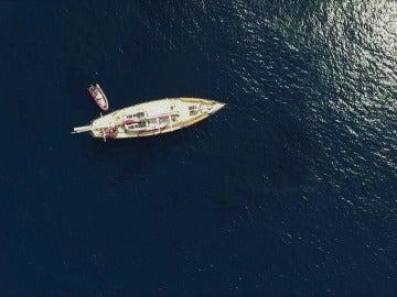 El barco de Proactiva Open Arms
