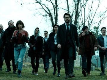 Conocemos el pasado de la peculiar banda de atracadores de El Profesor