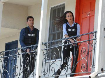 Beth y Jack persiguen al primer sospechoso