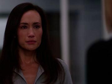 """La agente Beth Davis acude entre lágrimas a Lawrence: """"La he cagado"""""""
