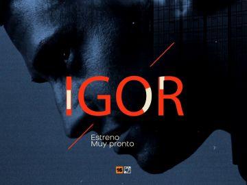 'Igor' se estrenará muy pronto en Atreseries